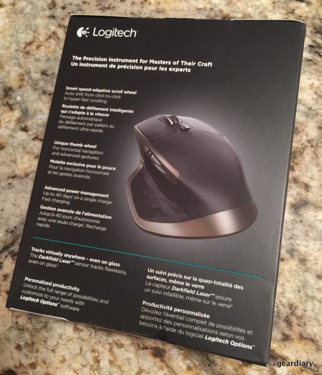 Logitech's MX Master Is the Best Wireless Mouse on the Market, Period