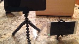 The GripTight GorillaPod & MicroStand XL by JOBY Are PERFECT for Your New iPhone 6S