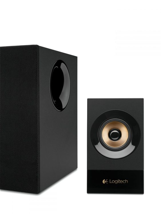 Logitech z533 Multimedia Speakers Deliver Powerful Sound for Under $100