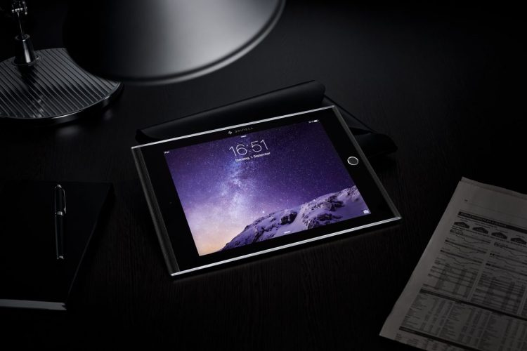 GearDiary If Money Is No Object, Brinell Offers the Ultimate iPad Air 2