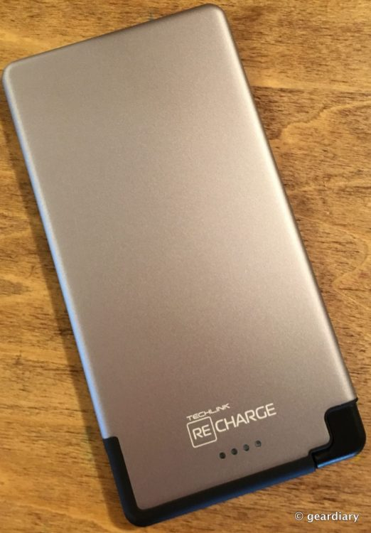 07-Gear Diary Reviews the Techlink Recharge 5000 UltraThin+ Power On the Go Battery Pack -006