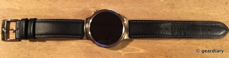 45-The Huawei Watch Close to Perfect with an Android Phone, and Still Great with an iPhone-044