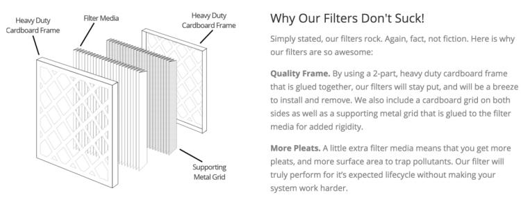 filter snap 2