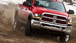 2016 Ram 2500 Power Wagon: Another Repeat but Still Worthy