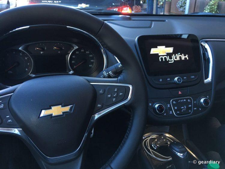 10-2016 Chevrolet Chevy Malibu