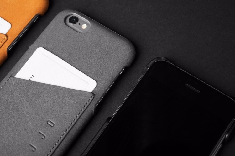 Mujjo Brings You a Better Leather with Their Wallet Case