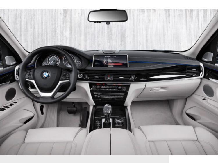 2016 BMW X5 xDrive40e: Better, Brighter, Greener