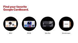 Verizon Customers Can Snag a Free Star Wars Google Cardboard Viewer!
