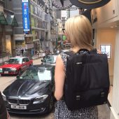 The Moshi Helios Designer Laptop Backpack: Practically Perfect in Every Way