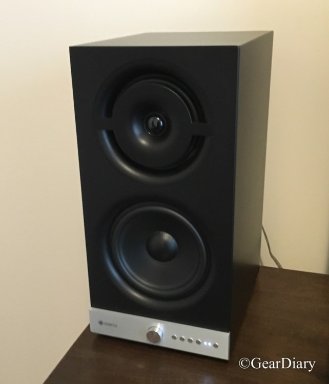 GearDiary Raumfeld Stereo M Bookshelf Speakers: For Those Who Love to Rock!