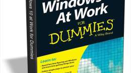 Get 'Windows 10 at Work for Dummies' for FREE -- Regular Price $17.99!