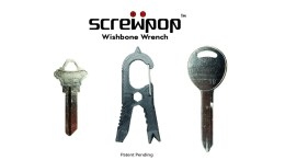 Screwpop Brings More Tools to Your Pocket with the Wishbone Wrench