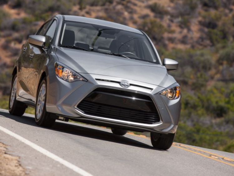 Scion Ia Subcompact Sedan Last Of The Cheap Cars Geardiary