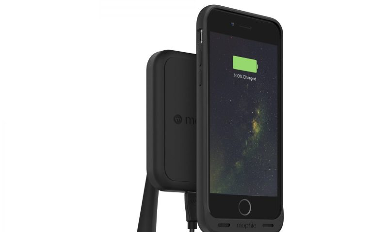 mophie charge force wireless