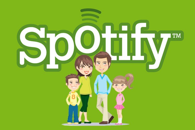 GearDiary Spotify Updates Family Plans - Matches Apple Music: Now $14.99 for up to 6 Members