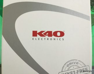 01-The K40 RL360i Custom Installed Radar Detector.30