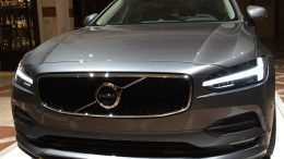 The New Volvo S90 First Drive: Comfortable, Elegant, Safe, and Loaded with Tech