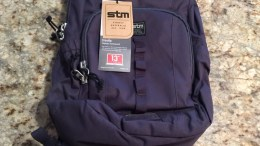 The STM Trestle Is the Slim Backpack for ALL of Your Things