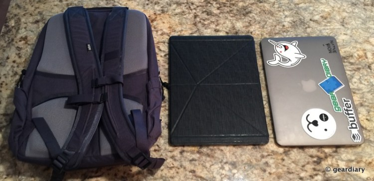 GearDiary The STM Trestle Is the Slim Backpack for ALL of Your Things