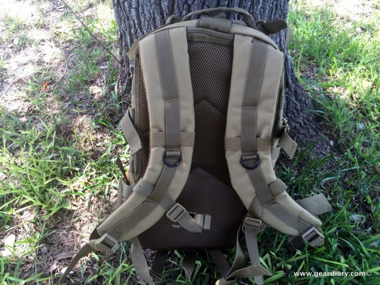 GearDiary Exos-Gear Bravo Series Backpack Review
