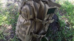 GearDiary Exos-Gear Bravo Series Backpack Review