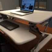 The FlexiSpot Sit-Stand Desktop Workstation Is an Office Revelation!