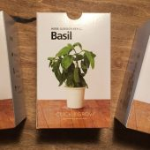 Click & Grow Smart Herb Garden: The Garden Anyone Can Grow Just About Anywhere