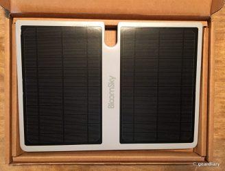 12-SKY1 Solar Powered Weather Camera Kit + Solar Panel 3600x2743