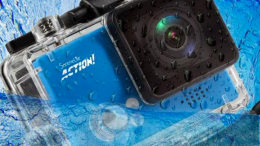 Check Out Pyle's $79 High Speed 4K HD Action Sports Camera!