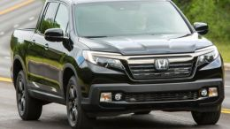 GearDiary 2017 Honda Ridgeline Is the New Urban Cowboy