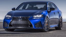 GearDiary 2016 Lexus GS F Luxury Sport Sedan Built for Driving