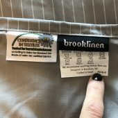 Brooklinen Luxury Bedding: Sleep Like a Baby on the Softest 480 Thread Count Sateen Sheets