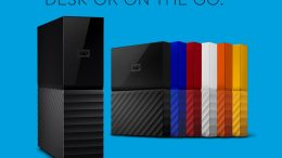 GearDiary Western Digital's Newest Hard Drives Are Portable, Durable, & Colorful