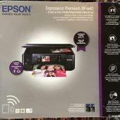 The Epson Expression Premium XP-640 Small-in-One Printer Review