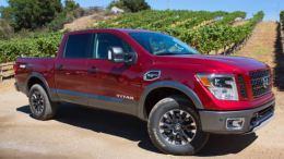 2017 Nissan Titan: Now Arriving in an All-New Half-Ton Package