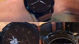 GearDiary The Engineered by HP Coach Bleecker Smart Watch Review