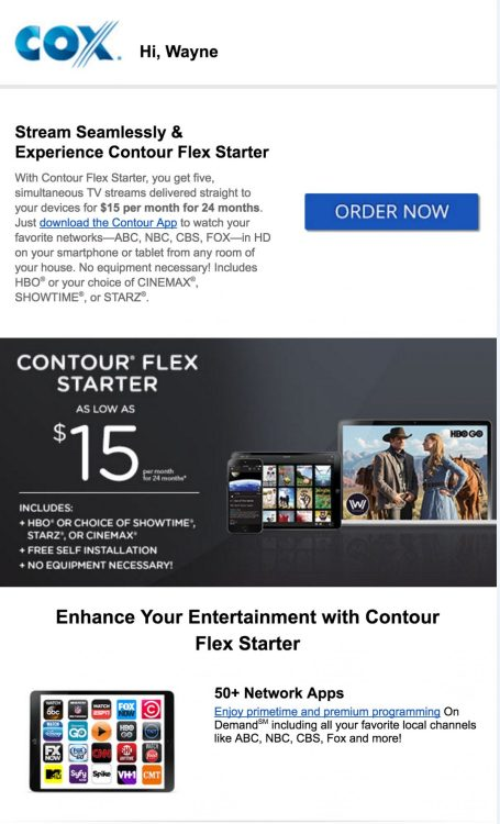 Cox contour flex starter for 15mo is the skinny bundle ive been geardiary cox contour flex starter for 15mo is the skinny bundle ive solutioingenieria Images
