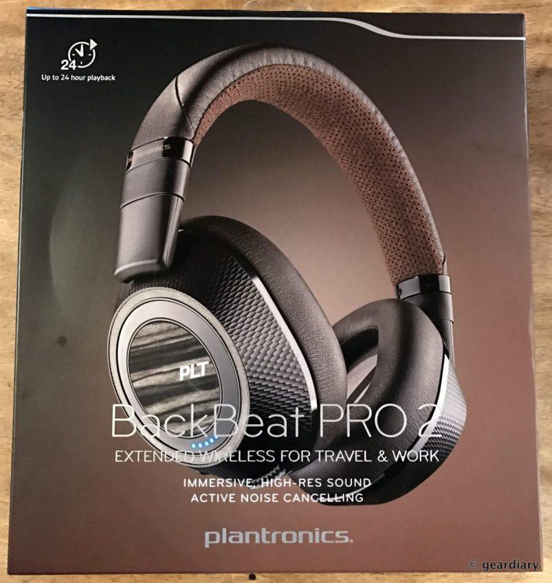 plantronics backbeat pro 2 headphones extended wireless. Black Bedroom Furniture Sets. Home Design Ideas