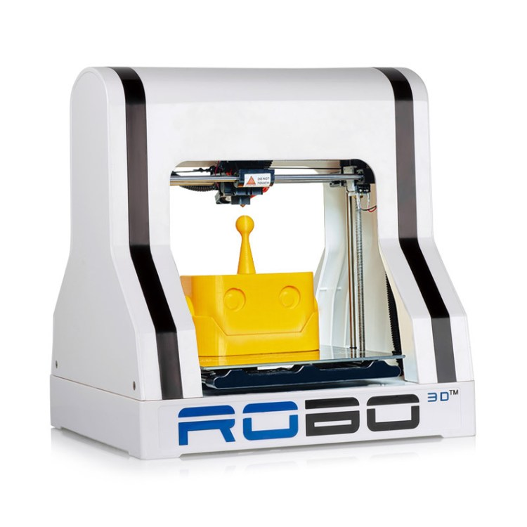 GearDiary The Robo3D R1 Plus Shines As a Perfect 3D Printer for Novices and Experts Alike