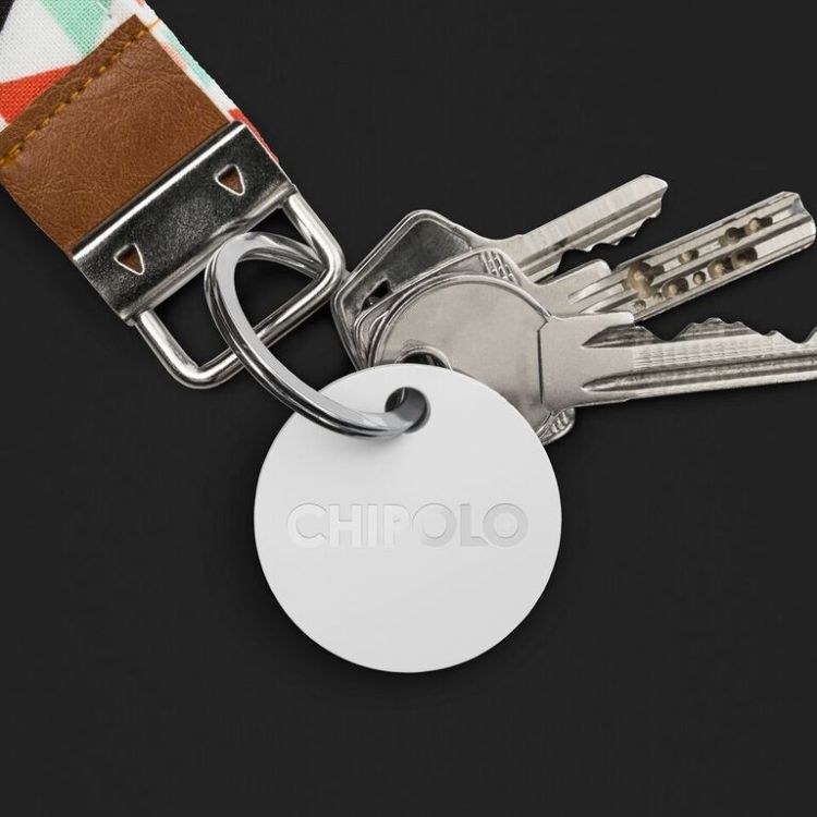Chipolo Introduces the World's Tiniest Bluetooth Tracker