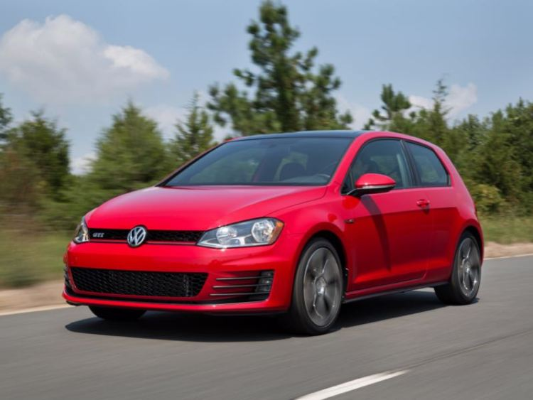 GearDiary 2016 Volkswagen Golf GTI Is the Real Hot Hatch