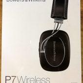 Bowers & Wilkins P7 Wireless Headphones: Swanky and Yet So Practical