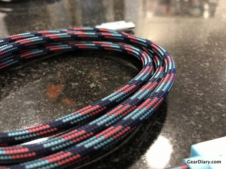 Paracable Offers Beautiful Charging Cables That Will Last a Lifetime