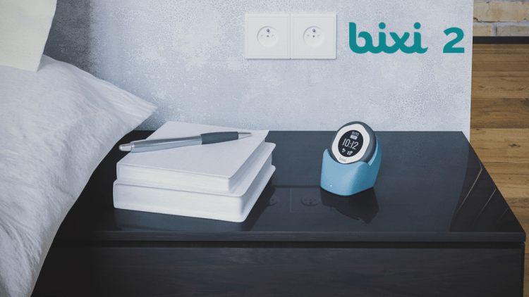 Compatible with Amazon's Alexa, Bixi 2.0 Adds More Functions