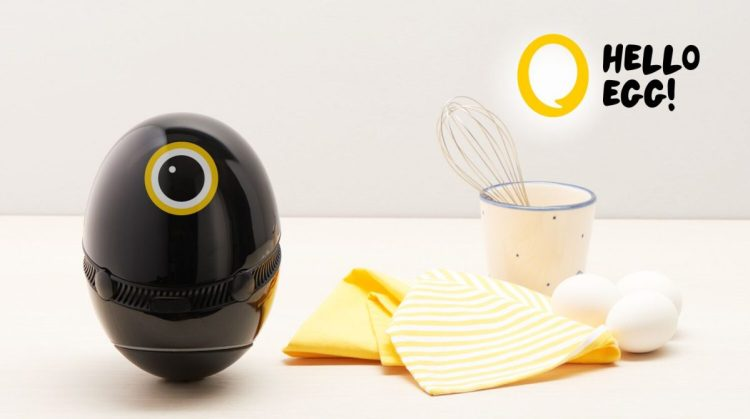 GearDiary Hello Egg: Artificial Intelligence Creates the Ultimate Kitchen Solution