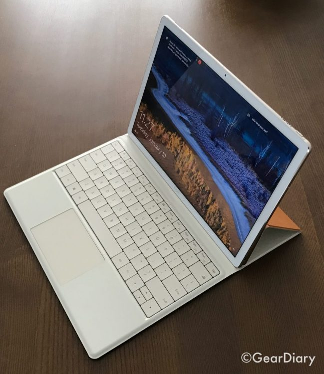 The Huawei MateBook Is a Jack of All Trades with Some Caveats