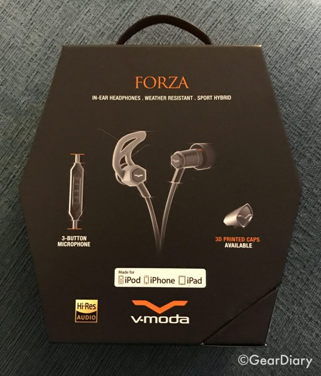V-MODA Forza In-Ear Headphones Offer a Custom Look and Great Sound