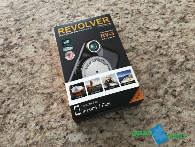 Introducing the Ztylus Revolver Lens Camera Kit for iPhone 7 & 7 Plus