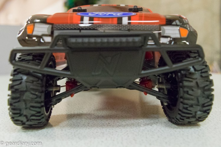 GearDiary Toy State Nikko RC Elite Ford F-150 Raptor Review