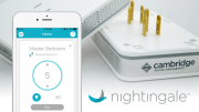 Fall Asleep Comfortably with White Noise by Using Nightingale